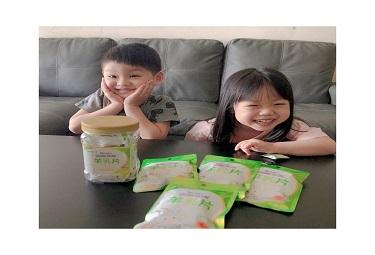 貝比卡兒羊乳片羊乳片含有羊奶營養,補充了小朋友的鈣