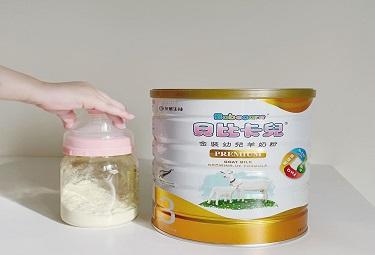 一歲過後喝什麼 貝比卡兒金裝羊奶粉